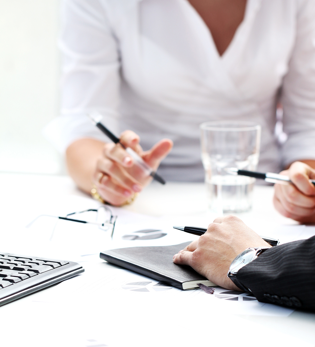 Handschlag: Befristung von Arbeitsverhältnissen